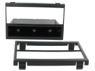 1-DIN og 2-DIN ramme til diverse Mazda.(260 CT24MZ18)