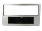 1-DIN ramme til Opel Astra 2004-2010, chrome metallic(260 CT24VX05)