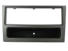 1-DIN ramme til Opel Signum, Opel Vectra, koksgrå metallic(260 CT24VX07)