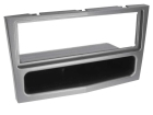 1-DIN ramme til Opel Zafira 2005-2014, antracit(260 CT24VX12)
