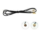 1 meters kabel SMA hun til SMB hun(260 CT27AA124)