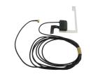 Aktiv rudeantenne til DAB digitalradio. Er med SMB konnektor(260 CT27UV62)