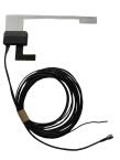 Aktiv rudeantenne til DAB digitalradio. Er med SMA konnektor(260 CT27UV63)