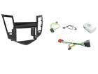2-DIN kit Medfølger sort ramme, Chevrolet Cruze 2008>2012(260 CTKCV01)