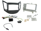 2-DIN kit Sort ramme Chevrolet Orlando 2011<(260 CTKCV04)