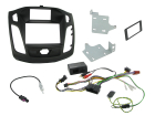 2-DIN kit Sort ramme Ford Focus 2011> lille display(260 CTKFD30)