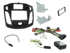 2-DIN kit Sort ramme Ford Focus 2011> stort display(260 CTKFD31)