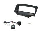 Består af 1-DIN ramme i sort, ratbetjeningsinterface og ante(260 CTKFD36)