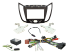2-DIN kit Sort ramme, Ford Kuga 2013>.(260 CTKFD44)
