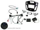 Komplet 2-DIN til ny Ford Focus 2015-  (faceliftet model). (260 CTKFD64)