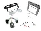 Komplet 2-DIN kit til Fiat Grande Punto 2005-2009. (260 CTKFT16)