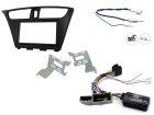 2-DIN kit Sort ramme, Honda Civic 2012>.(260 CTKHD06L)