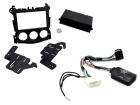 Komplet 1 og 2-DIN kit til Nissan 370Z 2009- med standard ly(260 CTKNS07)