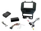 2-DIN pro kit til Ford Mustang 2015- med enkelt zone klima. (260 CTKPFD05)