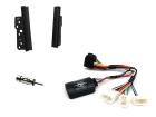 2-DIN kit Sort r.betjeningsinterface og antenneadapter.Toyot(260 CTKTY14)
