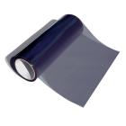 Mørk Transparetn lygtefolie 1 meter(Lygtefolie Mørk)