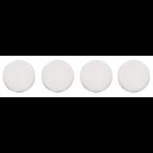 KLÆBEPUDE PARKONE HVID(21000 2211KH)