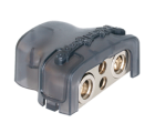 Rockford Fosgate RFDB1 1/0 AWG batteri terminal -/+(SEC80955)