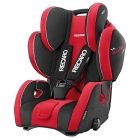 RECARO YOUNG SPORT HERO RØD/SORT(18 RE02)