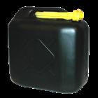 Benzindunke sort 20 liter uden udluftning(0600205.)