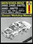 Værkstedshåndbog Mercedes W123(90400 1114 )