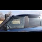 Vindafviser Nissan Patrol Y61 3/5DRS (1997-2009)(12400 1908)