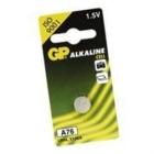 Batteri GP 76A /LR44 1 stk.(190-102002)