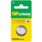 Batteri GP CR 2430 1 stk.(190-2186)