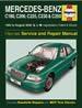 Værkstedshåndbog Mercedes C(90400 3511 )