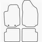 Skræddersyet Måttesæt til Fiat Stilo 3/5 dørs fra 2001-2008(822 FIA1011)