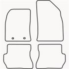 Skræddersyet Måttesæt til Ford Fiesta fra 2002-2005(822 FOR1005)