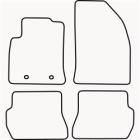 Skræddersyet Måttesæt til Ford Fiesta fra 2005-2008(822 FOR1006)