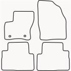 Skræddersyet Måttesæt til Ford Kuga 2008-2012(822 FOR1018)