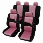 Gecko Pink komplet sæde betræk(24874822)