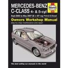 Værkstedshåndbog Mercedes C-Klasse W203(90400 4780)