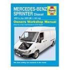 Værkstedshåndbog Mercedes Sprinter(90400 4902)