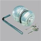 Kuglelås for 50 mm. kugle(0750490)