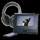 """Nextbase 7"""" Single Afspiller + Høretelefoner(248 SDV47AKIT)"""