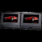 """Nextbase 7"""" skærmsæt med 1 DVD afspiller(248 SDV47AM)"""