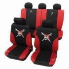 Pirats Rød komplet sæde betræk(21374812)