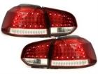 Baglygter VW Golf 6(89-RV39LRC)