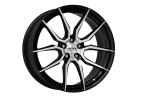 DOTZ Misano dark gunmetal/polished(OMI7HFP48)