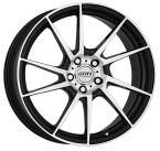 DOTZ Kendo Black/polished(OKEP2BP38)