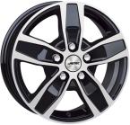Autec quantro Black Polished(324102)