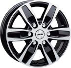 Autec quantro 6 Black & Polished(325640)
