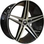 KW Series s10 Black/polished(337279)