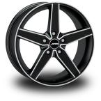 Autec Delano Black Polished MATT BLACK POLISHED(D75735.1125BP)