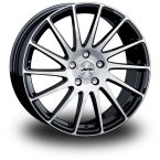 Autec Oktano Black Polished BLACK POLISHED(O8018355073111)