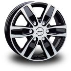 Autec Quantro 6 Black Polished BLACK POLISHED(Q65656.1396924BP)