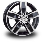 Autec Quantro Black Polished BLACK POLISHED(Q60560.1185711BP)